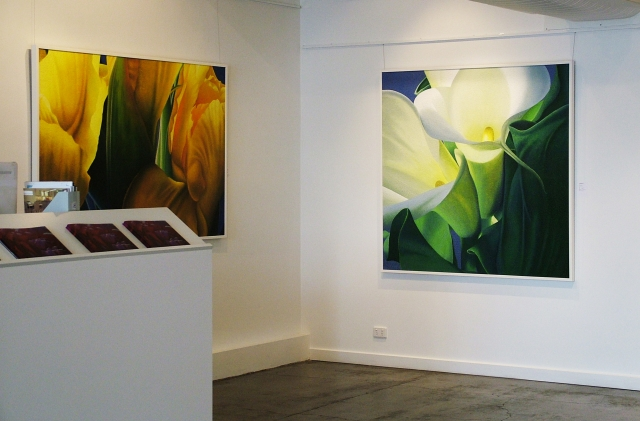 Pre-Exhibition opening at Mossgreen